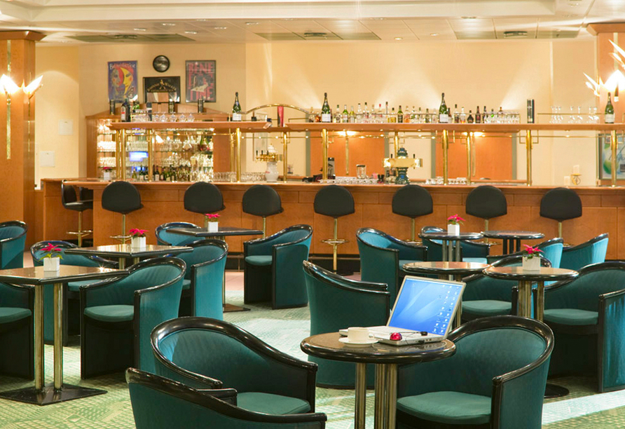 Victor's Residenz-Hotel Gera, Bar