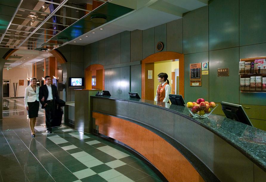 Victor's Residenz-Hotel Gera, Lobby