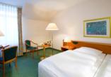 Victor's Residenz-Hotel Gera, Zimmerbeispiel