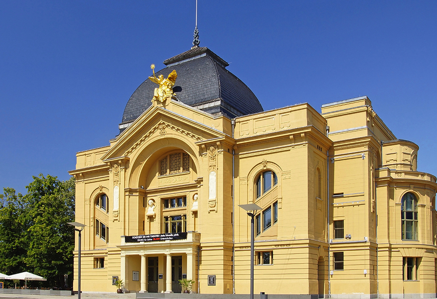 Victor's Residenz-Hotel Gera, Theater