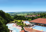 Appartementhaus Rottalblick in Bad Griesbach-Therme, Ausblick