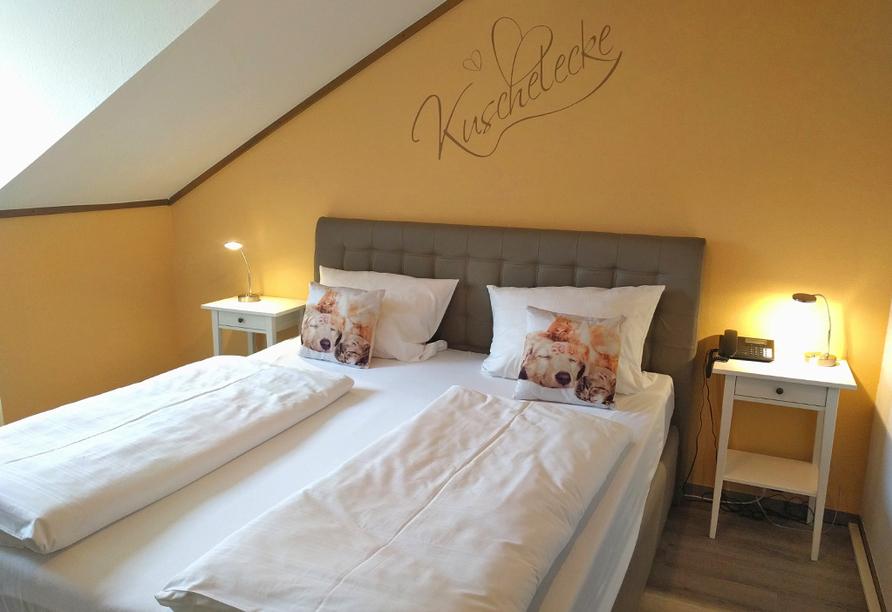 Appartementhaus Rottalblick in Bad Griesbach-Therme, Zimmerbeispiel Kuschelzimmer
