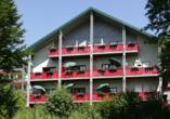 Appartementhaus Rottalblick in Bad Griesbach, Außenansicht