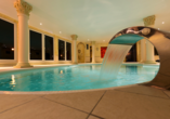 Hotel du Parc Wellness & Beauty in Bad Niederbronn, Hallenbad