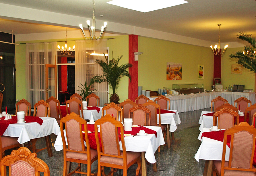 WEST Hotel Radebeul, Dresden, Restaurant