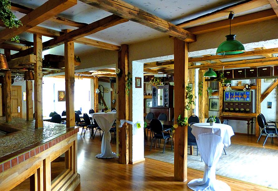 WEST Hotel Radebeul, Dresden, Bauernstube