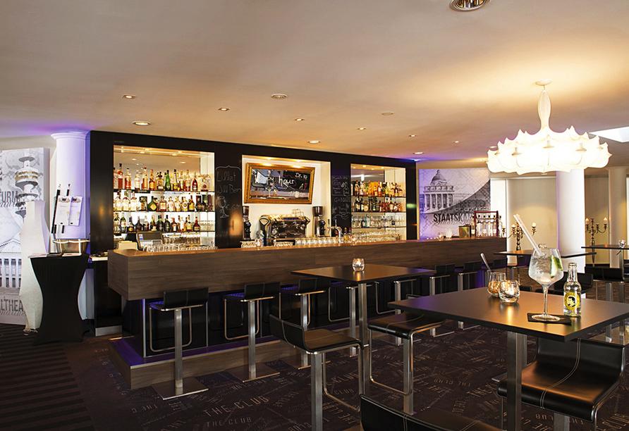Victor's Residenz-Hotel in Unterschleißheim, Bar