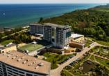 Das Hotel Arka Medical SPA freut sich auf Ihren Besuch!
