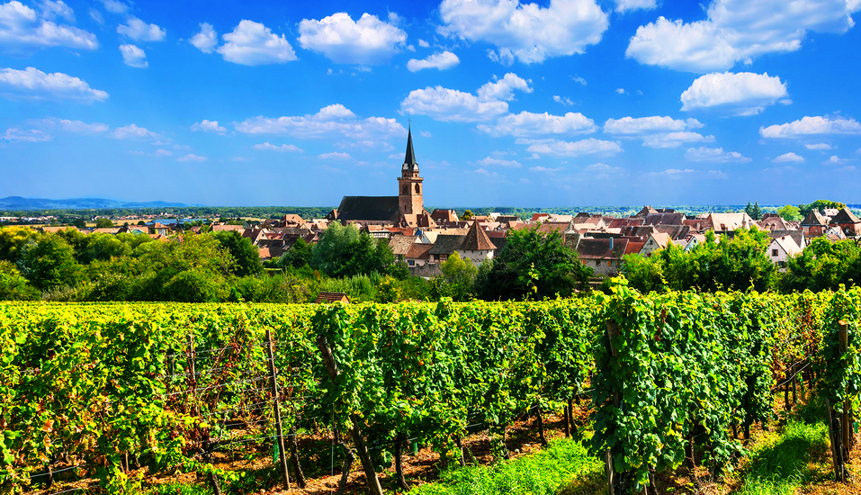 Rundreise Frankreich, Elsass