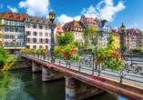 Rundreise Frankreich, Straßburg