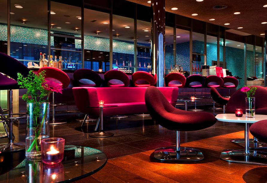 Best Western Plus Hotel Grand Winston Niederlande, Lounge Bar