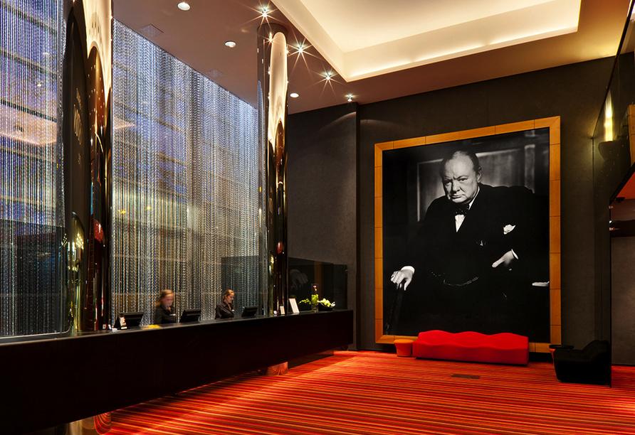 Best Western Plus Hotel Grand Winston Niederlande, Lobby