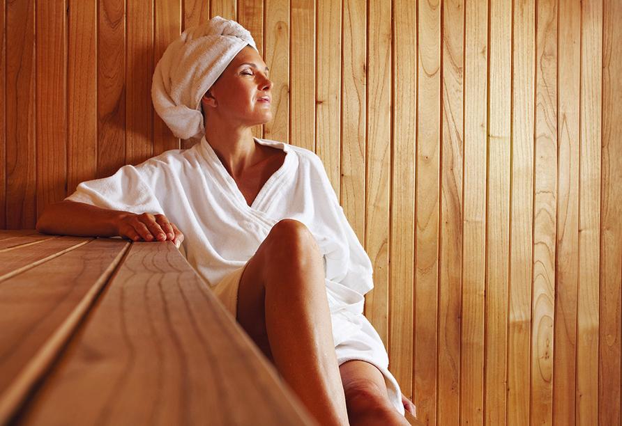 Solny Resort & Spa, Sauna