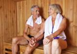 Vitalhotel Angerwirt, Sauna