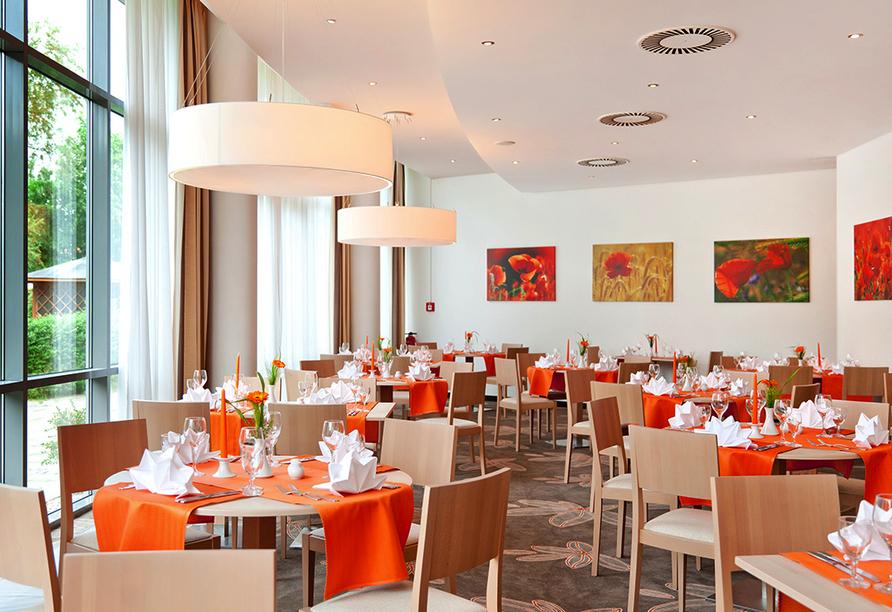Parkhotel Rügen in Bergen, Restaurant