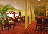 Hotel zur Riede in Delmenhorst, Restaurant