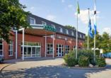 Van der Valk Landhotel Spornitz, Außenenansicht