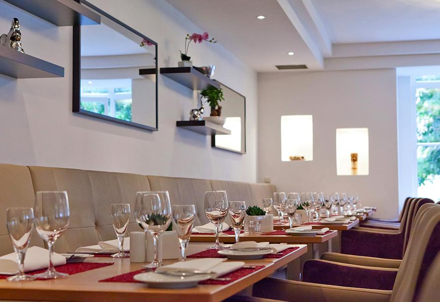 Center Hotel Alte Spinnerei Burgstädt, Restaurant