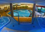 Hotel Royal Village in Limone Sul Garda, Hallenbad