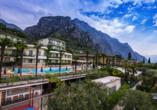Hotel Royal Village in Limone Sul Garda, Panorama