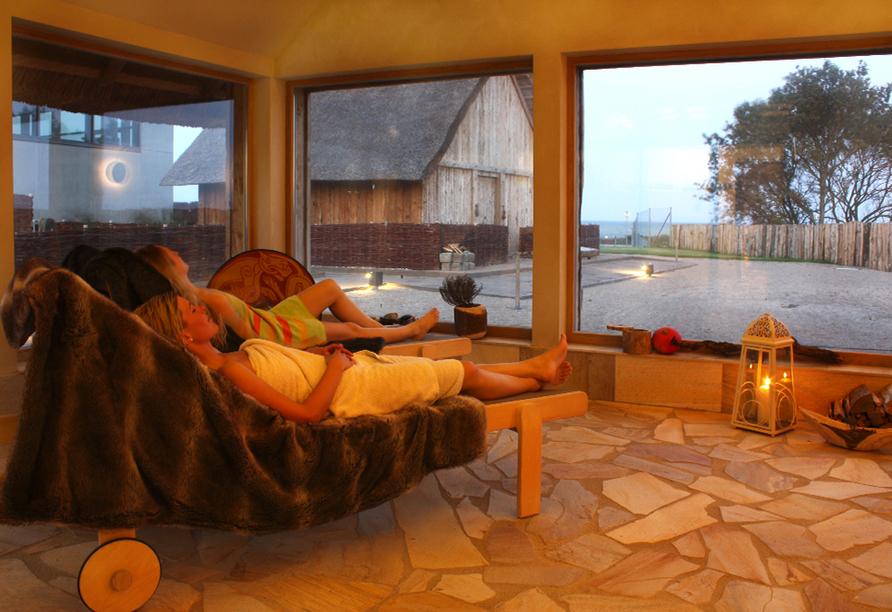 Ostsee Resort Dampland, Wikingerdorf