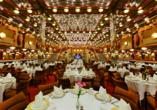 Costa Favolosa, Restaurant
