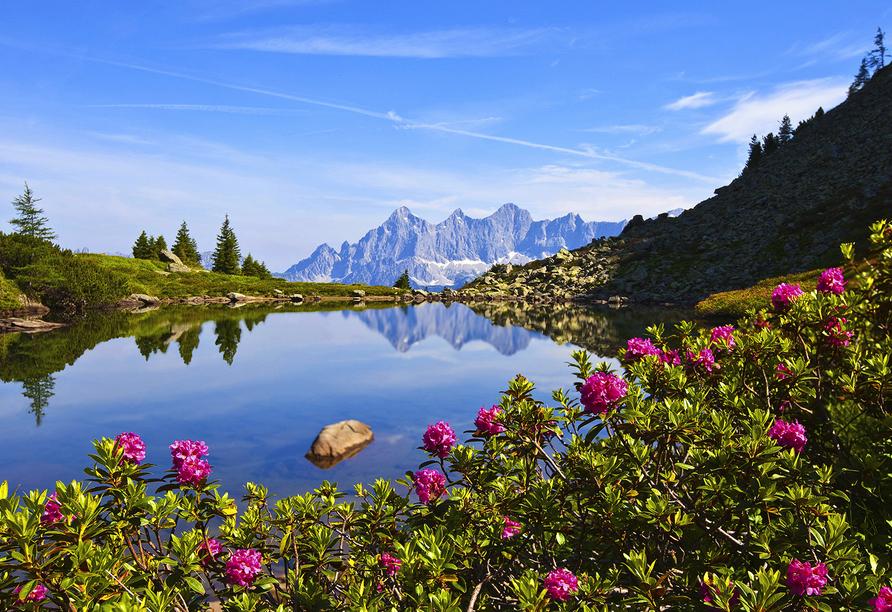 JUFA Schladming in der Steiermark Spiegelsee