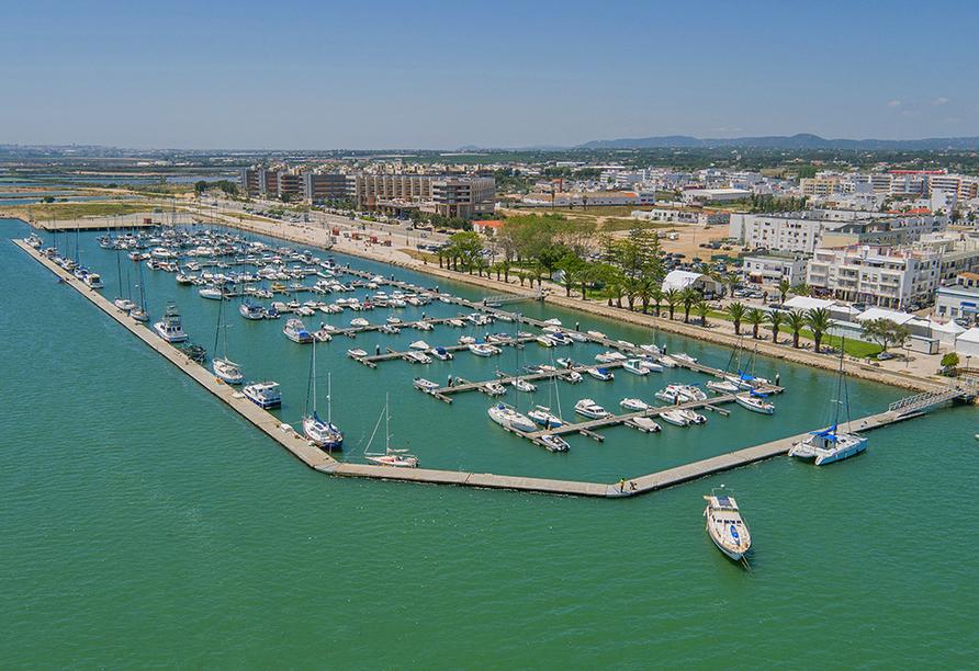 Real Marina Hotel & Spa, Hafen