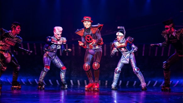 Starlight Express - Das Musical Show 1