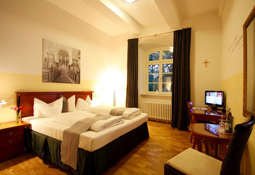 Klosterhotel Wöltingerode in Vienenburg, Zimmerbeispiel Komfort