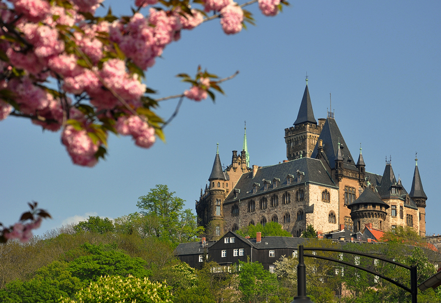 Klosterhotel Wöltingerode in Vienenburg, Schloss Wernigerode