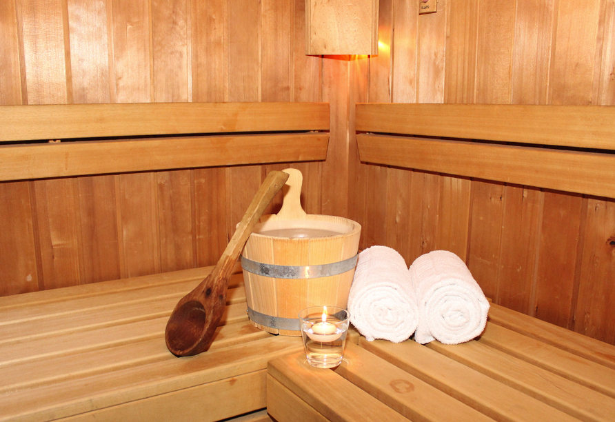 Ringhotel Haus Oberwinter, Sauna