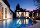 Rhön Park Aktiv Resort in Hausen-Roth in der Rhön, Saunawelt