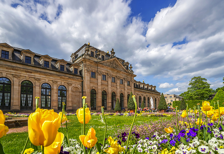 Rhön Park Aktiv Resort in Hausen-Roth in der Rhön, Fulda, Orangerie