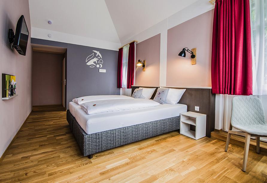 JUFA Hotel Königswinter, Zimmerbeispiel