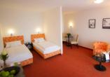 Hotel Resort Birkenhof in Bad Griesbach im bayerischen Bäderdreieck, Zimmerbeispiel