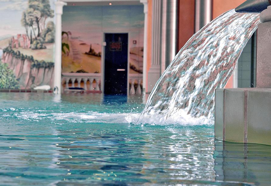 Hotel Resort Birkenhof in Bad Griesbach im bayerischen Bäderdreieck, Poseidon Therme