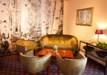 Hotel Resort Birkenhof in Bad Griesbach im bayerischen Bäderdreieck, Lobby