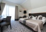 Hotel Sandra Spa in Pogorzelica, Zimmer