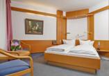 Kronen Hotel, Bad Liebenzell, Schwarzwald, Beispielzimmer