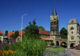 Pentahotel Eisenach, Nikolaiturm