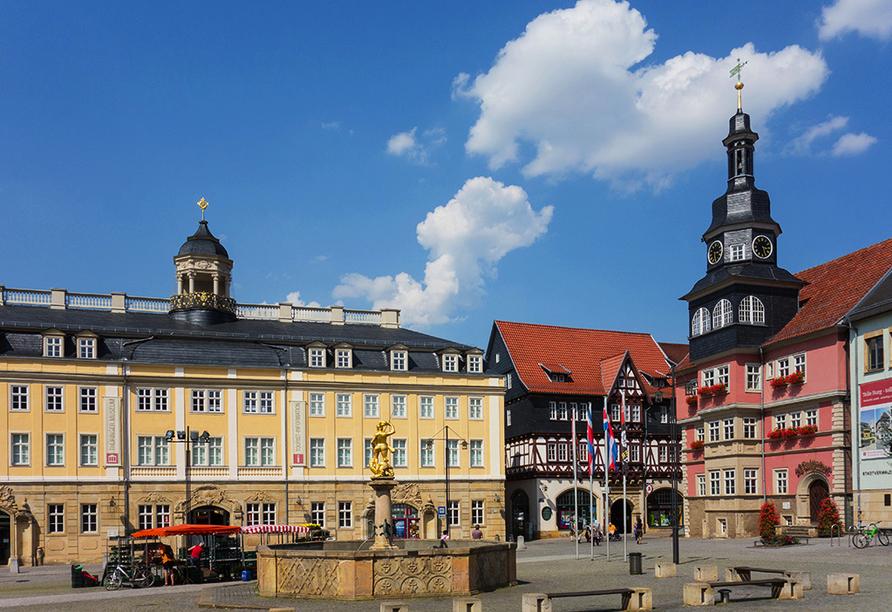 Pentahotel Eisenach, Altstadt Eisenach