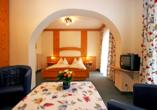 Ferienhotel Alber in Mallnitz in Kärnten Zimmerbeispiel