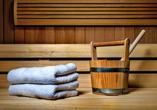Residenz Hotel Bad Frankenhausen Sauna Wellness