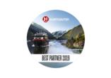 Hurtigruten, Best Partner 2019
