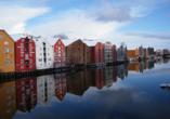 Hurtigruten, Trondheim