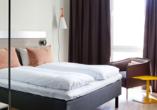 Hurtigruten, Comfort Hotel Bergen Airport Beispiel Doppelzimmer