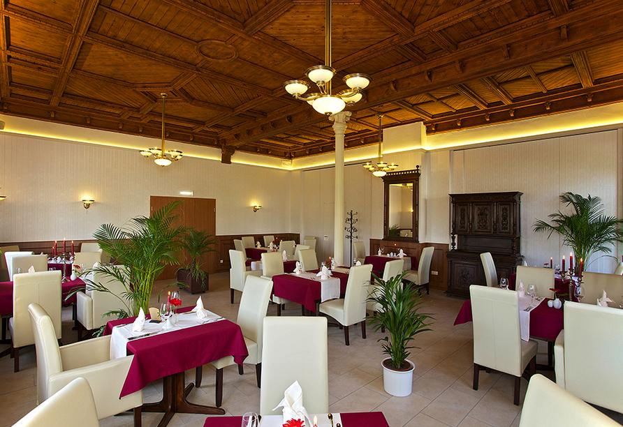 Hotel Reichskrone in Heidenau, Restaurant