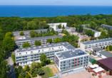 Hotel Kurhaus Koral Live in Kolberg, Außenansicht