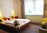 CAREA Ferien- & Reitsport-Hotel Brunnenhof in Suhlendorf in der Lüneburger Heide, Beispiel Doppelzimmer